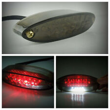 Smoke Motorcycle LED Brake Stop Tail Light ATV Dual Sport Motorcycle Quad Custom