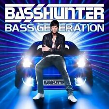 Bass Generation [Basshunter] [1 disc] [5051275030129] New CD