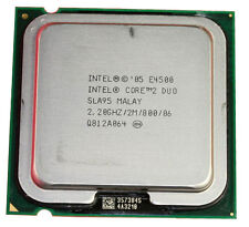 Intel Core 2 Duo  2.2 Ghz Processor E4500 (2M Cache, 2.2 GHz,1066 MHz FSB)