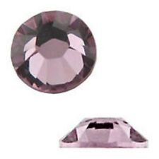 Swarovski Crystal Flatback SS12 Light Amethyst Color 3mm. Approx.144 PCS. 2058