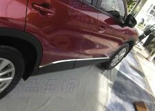 New Door Side Molding Trim Chrome Fit For Mazda CX-5 2012 2013 2014 2015 2016