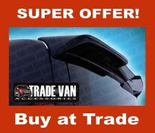 FORD TRANSIT CUSTOM REAR SPOILER TAILGATE BODY STYLING TORNEO VAN ROOF