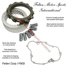 Kawasaki KX500 Clutch Kit Set Discs Disks Plates Springs Gasket KX 500 HD 96-99
