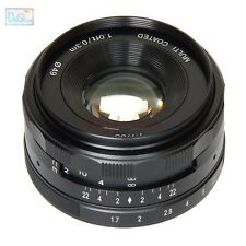 manual lens for sony a6000