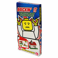 Brickin' It Game Creationary Build What You See family Lego building blocks gift