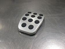 New OEM aluminum clutch pedal pad Mazdaspeed 3, Mazdaspeed 6, Miata & RX-8