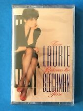 Time Between The Time by Laurie Beechman, SEALED Cassette, DRG 1993 Female vocal