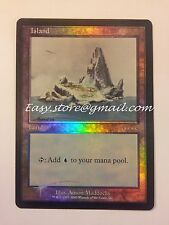 ISOLA - ISLAND - ARENA FOIL DCI - MTG MAGIC