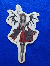 ~~ NENE'S GOTHIC PRINCESS STICKER ~ 2006  NENE THOMAS ~~