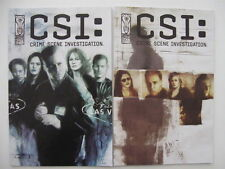 *C.S.I. LOT $89 Cover Price Free Shipping! 20 Books
