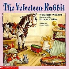 The Velveteen Rabbit by Margery Williams Paperback Bunnies Bunny Children's Book
