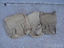 WWII 1937 Pattern Webbing Largepack / Haversack Bag Indian Issue