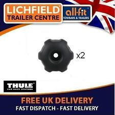 Thule Non-Locking Knobs x 2 to fit 921 923 928 929 52262