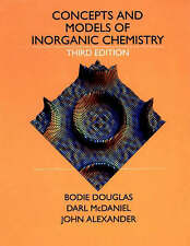 Concepts and Models of Inorganic Chemistry, Bodie E. Douglas