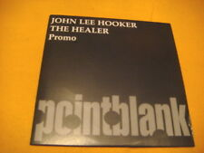 cardsleeve single CD JOHN LEE HOOKER The Healer PROMO 1TR 2000 electric blues