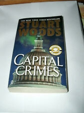 CAPITAL CRIMES by STUART WOODS 2004 PB FIFTH IN A SERIES