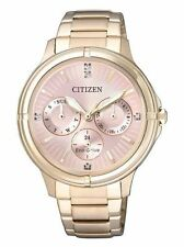 Brand New in Box with Tag Citizen Lady watch - FD2033-52W - Eco Drive watch