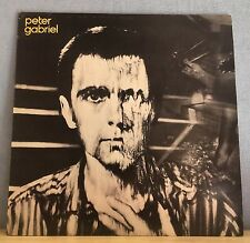 PETER GABRIEL Peter Gabriel III 1980 UK Vinyl LP EXCELLENT CONDITION  three