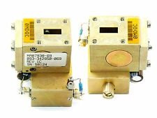 24GHz Gunn Oscillator 21.300-25.100GHz 15dBm 10mW  with isolator 1pcs