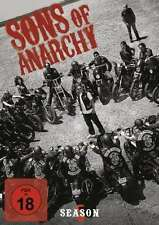 Sons of Anarchy - 5 Staffel-Season  - NEU OVP - 4 DVD Box - FSK 18