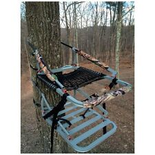 Tree Stand Climber Hunting Portable Outdoor Climbing Seat Big Game Deer Shooting
