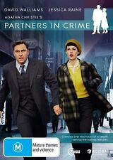Partners In Crime : NEW DVD