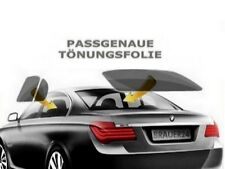 Passgenaue Tönungsfolie für BMW 1er (E82) Coupe Black15%