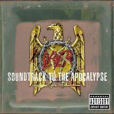 Slayer, Soundtrack to the Apocalypse, Excellent Box set, Enhanced, Explicit Lyri