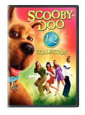 Scooby-Doo: The Movie/Scooby-Doo 2: Monsters Unleashed  (2013, REGION 1 DVD New)