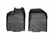 WeatherTech® Custom Designed FloorLiner - Part # 443491 - 1st Row - Black