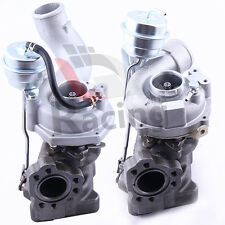 Twin Turbo Charger for Audi RS4 S4 A6 Allroad Quattro 2.7L K04-025 K04-026 LJR