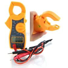 Mini MT87 LCD Digital Clamp Meter Multimeter Voltmet Electric Voltage Tester