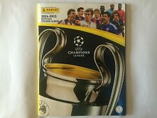 ALBUM PANINI CHAMPIONS LEAGUE 2014 2015 UEFA VIERGE STICKERS IMAGES