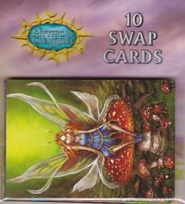 2011 Australia Stamps Mythical Creatures Trading / Swap Cards (Set of 10 cards)