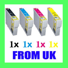 4 Ink Cartridges Replace For EPSON XP245 XP247 XP342 XP345 XP442 XP445