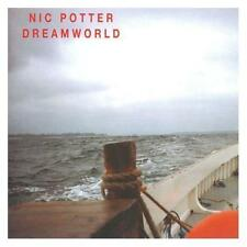 Nic Potter Dreamworld CD NEW SEALED 2009 Van Der Graaf Generator