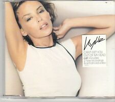 (DY822) Kylie, Can't Get You Out of My Head - 2001 CD
