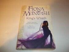 King's Wrath - Valisar Trilogy #3  by Fiona McIntosh SC new Australian edition