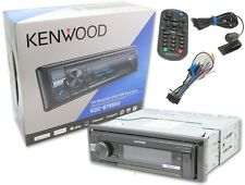 New Kenwood KDC-BT855U In-Dash CD/MP3/WMA Car Stereo Receiver Bluetooth/iPhone