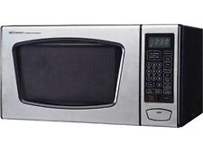 Emerson MW8991SB 0.9Cu.Ft. 900 Watt Touch-Control Microwave Oven, Stainless Stee