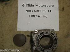 03 04 05 ARCTIC CAT FIRECAT F5 500 CYLINDER PISTON JUG BARREL 95B0 P1848 SNO PRO