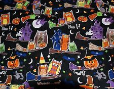 NEW ~ Print Scrub Top ~ 5X ~ Halloween