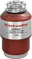 KitchenAid KCDS075T 3/4 HP Garbage Disposal BRAND NEW & FREE SHIPPING 48 STATES