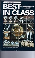 Best in Class Bk. 1 : Score and Manual French Horn by Bruce Pearson (1982,...