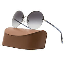 Oliver Peoples Jorie Womens Sunglasses Brushed Silver Seasky / Abyss Grey Lens