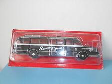 25.09.16.1 Autobus et autocars du monde krupp titan SW O80 1951 bus 1/43