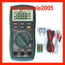 AutoRange Digital Multimeter, Temperature&Backlight DMM