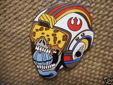 "RARE ""Star Wars Face"" Pin FREE SHIPPING (Heady Grateful Dead Weed Dab Hat Pins)"