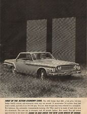 Original 1962 Dodge Dart 440 Magazine Ad