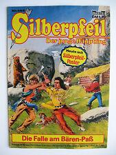 Silberpfeil Nr.464, Bastei, mit Poster, Zustand 1-/1-2